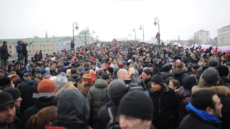 5 подсказок оппозиции по протестам об «Обнулении»