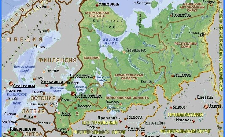 НАО+Архангельская обл+Коми=Явка на ЕДГ