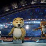 Церемония открытия России