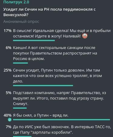 """Россия потеряла контрольный пакет """"Роснефти"""""""