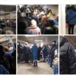 QR-очереди в метро. Что это было?