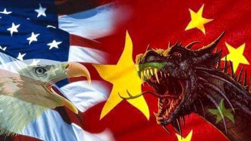 Холодная война США и Китая. Место России.