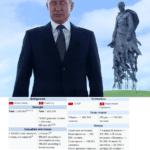 """Путин из """"Долины смерти"""" призвал поддержать Обнуление"""