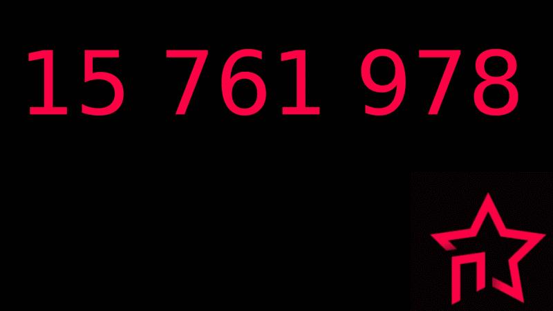 15 761 978