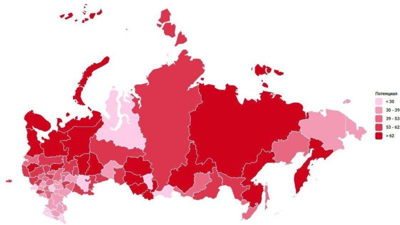 Карта несогласных с Обнулением