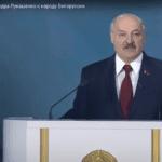 Речь Лукашенко: будто на эшафот проводили.