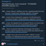 Восстановление Навального от отравления