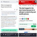 Боязнь электричества - болезнь, которая может стать модной