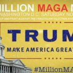 """Марш миллионов"" Трампа"