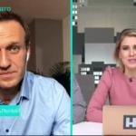 Новогоднее обращение Навального к подписчикам
