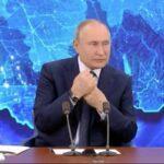 Пресс-конференция Путина-2020 глазами Штаба