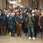 Протесты в России 31.01.2021