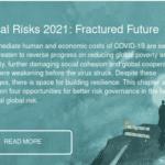 #тезисы Давос-2021. Доклад-прогноз о глобальных  рисках
