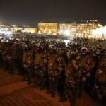 Протесты против приговора Навальному - 2021