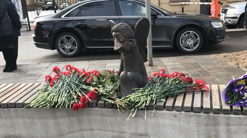 """""""Народное открытие"""" """"Печального ангела"""""""
