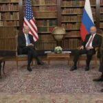 Встреча Байдена и Путина в Женеве-2021