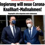 NY и Германия ограничили права непривитых