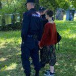 Менты в СПб невесть зачем прессуют студентов