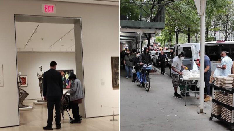 Те самые бездомные Нью-Йорка. Эксклюзив Штаба.